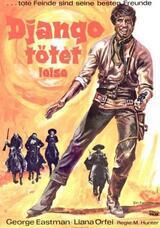 Django tötet leise - Poster