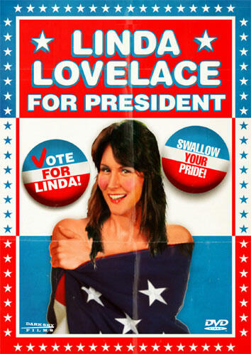 Linda Lovelace Bläst Zum Wahlkampf