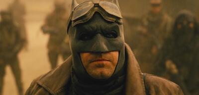 Batman v Superman mitBen Affleck als Batman