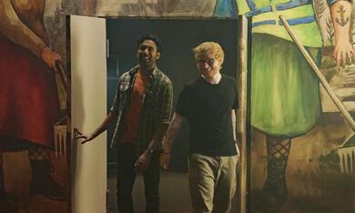 Yesterday mit Ed Sheeran und Himesh Patel - Bild 7