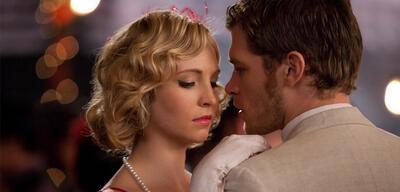 Candice King und Joseph Morgan in The Originals