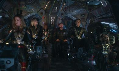 Avengers 4: Endgame mit Scarlett Johansson, Chris Hemsworth, Chris Evans, Don Cheadle und Brie Larson - Bild 11