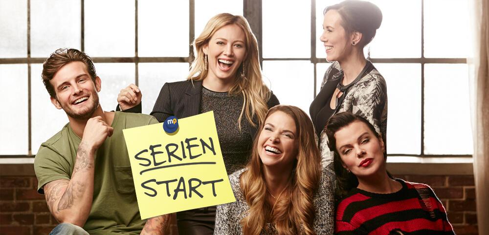 Younger - 2. Staffel der Comedy-Serie startet im deutschen ...