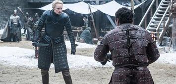 Bild zu:  Game of Thrones: Brienne hat eins.