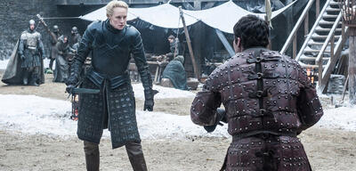 Game of Thrones: Brienne hat eins.