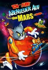 Tom und Jerry: Abenteuer auf dem Mars - Poster