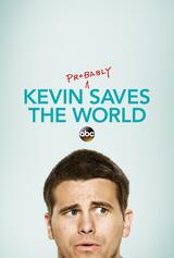 Kevin (Probably) Saves the World - Poster
