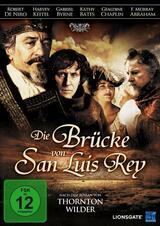 Die Brücke von San Luis Rey - Poster
