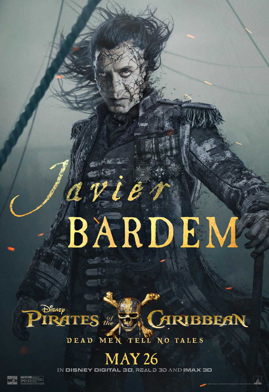 Pirates Of The Caribbean 5 Salazars Rache Stream