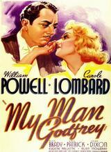Mein Mann Godfrey - Poster