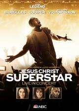 Jesus Christ Superstar Live in Concert - Poster