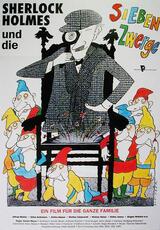 Sherlock Holmes und die sieben Zwerge - Poster
