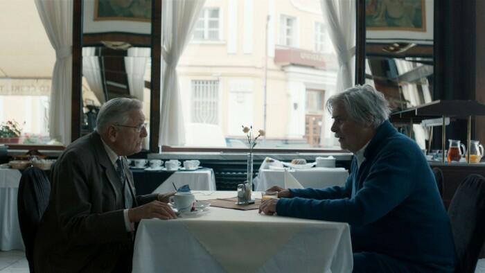 Der Dolmetscher mit Peter Simonischek und Jirí Menzel