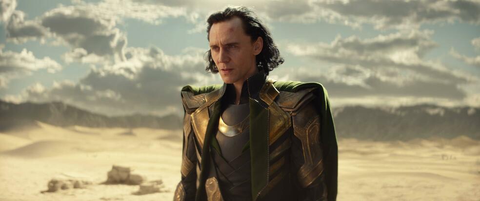 Loki, Loki - Staffel 1, Loki - Staffel 1 Episode 1 mit Tom Hiddleston