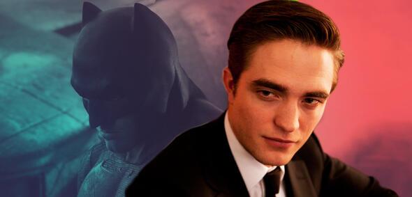Robert Pattinson als Batman?