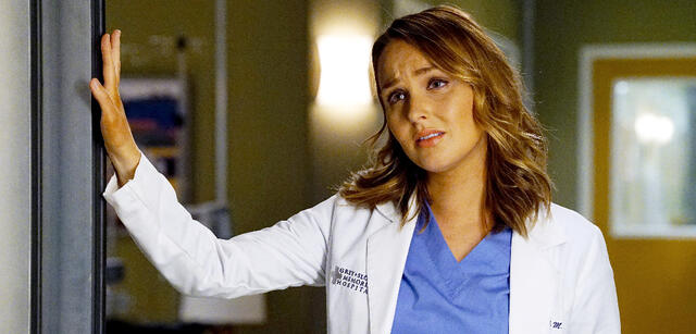 Grey's Anatomy: Camilla Luddington