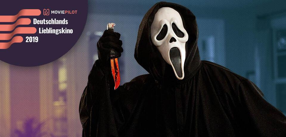 Horrorfilme im Kino sind mein Tod