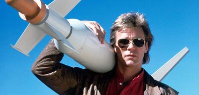 Richard Dean Anderson als MacGyver