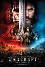 Warcraft: The Beginning Poster