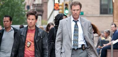 Hier noch als Cops unterwegs: Mark Wahlberg & Will Ferrell