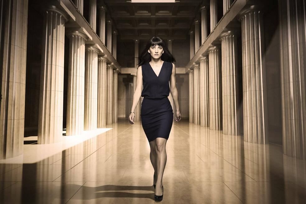 24: Legacy, 24: Legacy Staffel 1 mit Sheila Vand