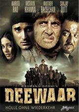 Deewaar - Hölle ohne Wiederkehr - Poster