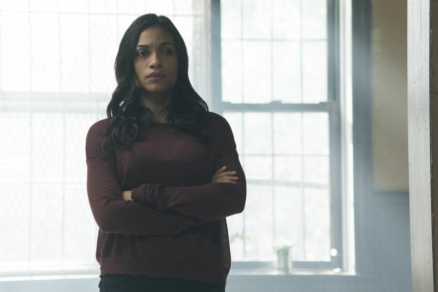 Marvel's Iron Fist, Marvel's Iron Fist Staffel 1 mit Rosario Dawson