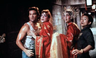 Big Trouble in Little China mit Kurt Russell, Kim Cattrall und Dennis Dun - Bild 5