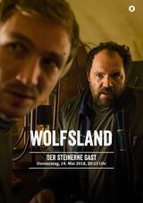 Wolfsland: Der steinerne Gast - Poster