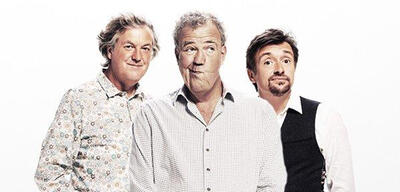 The Grand Tour mit Richard Hammond (rechts)