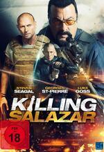 Killing Salazar Poster