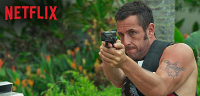 Adam Sandler in The Do-Over
