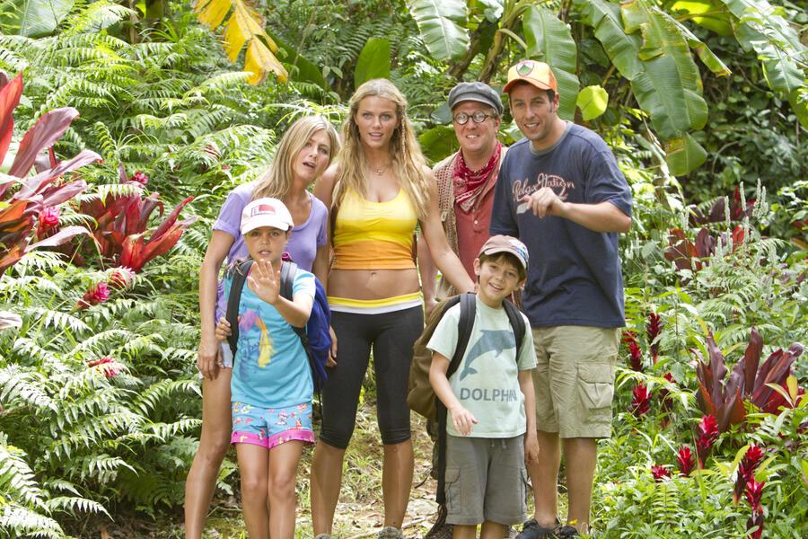 Meine erfundene Frau mit Adam Sandler und Jennifer Aniston