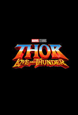 Thor 4: Love and Thunder - Poster