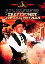 Treffpunkt für zwei Pistolen - Poster