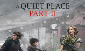 A Quiet Place 2 mit Emily Blunt, Millicent Simmonds und Noah Jupe - Bild 3