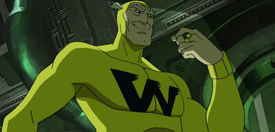 Whizzer in Ultimate Spider-Man