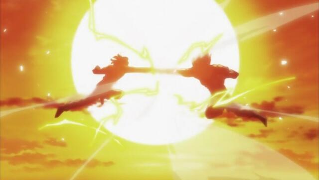 C17 vs. Goku