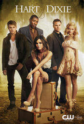 Hart of Dixie - Poster