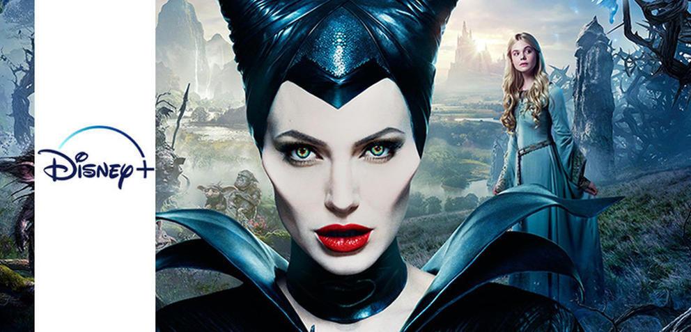 Maleficent 2 mit Angelina Jolie