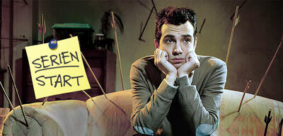Jay Baruchel in Man Seeking Woman, Staffel 2