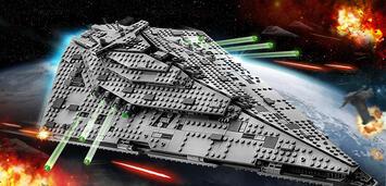 Bild zu:  Schnappt euch euren Star Destroyer