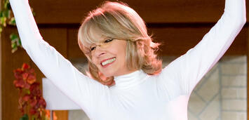 Bild zu:  Diane Keaton in Morning Glory