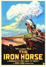 Das eiserne Pferd - Poster