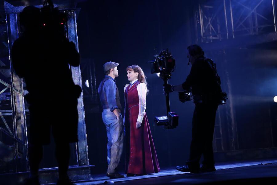 Newsies - Das Broadway Musical mit Jeremy Jordan