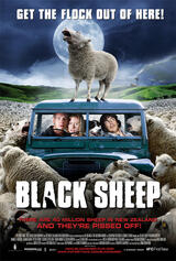 Black Sheep - Poster