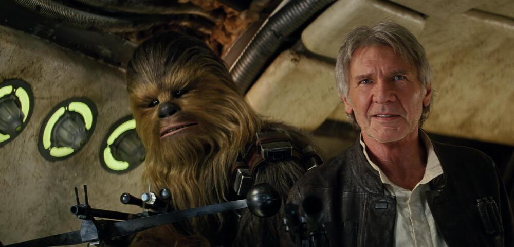 Star Wars 7   Deleted Scene zeigt Chewbacca als brutalen Wookiee