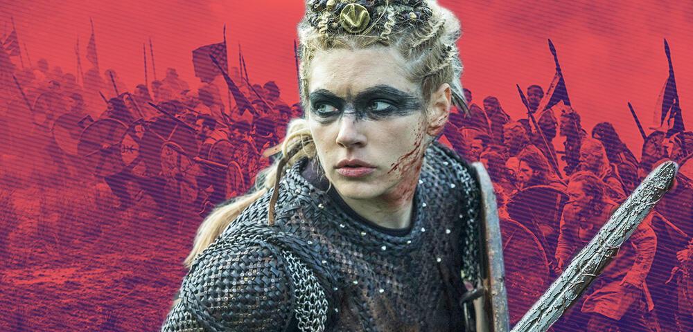 Vikings Staffel 6: Neues Video verspricht gewaltige Lagertha-Überraschung