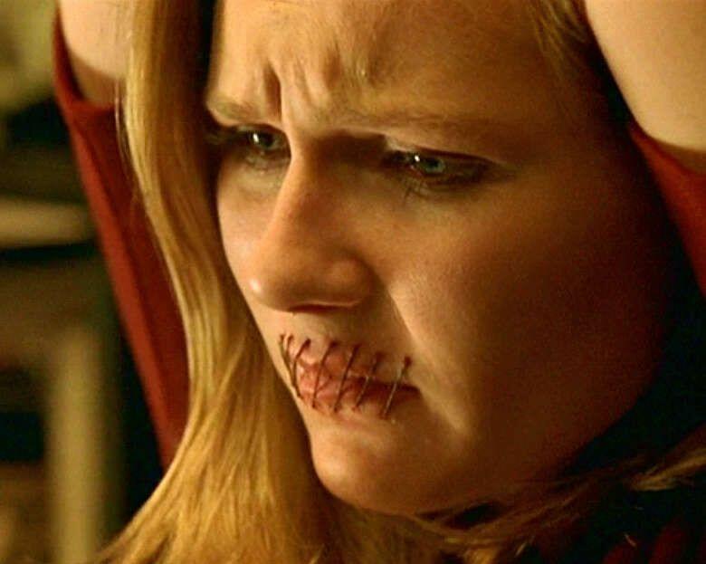 The Crow 3: Tödliche Erlösung mit Kirsten Dunst