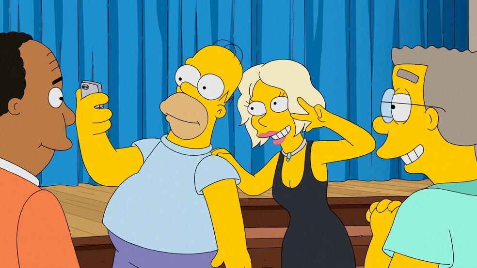 Die Simpsons - Staffel 33, Die Simpsons